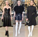 Louis Vuitton Fall 2017 Front Row