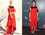 Mandy Moore In ADEAM - 'This Is Us' Finale Screening