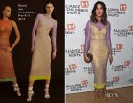 Mandy Moore In Diane von Furstenberg - Alliance For Children's Rights Event In LA