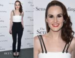 Michelle Dockery In David Koma - 'The Sense of an Ending' New York Screening
