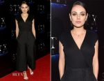 Mila Kunis In Brunello Cucinelli - CinemaCon 2017