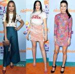 Nickelodeon's 2017 Kids' Choice Awards Red Carpet Roundup