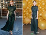 Nicole Richie In Cédric Charlier - 'The Hollywood Reporter' & Jimmy Choo Stylist Dinner In LA