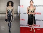 Rooney Mara In Louis Vuitton - 'The Discovery' Netflix Premiere