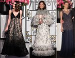 2017 Rose Ball Red Carpet Roundup