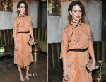 Sarah Paulson In Prada - 'The Hollywood Reporter' & Jimmy Choo's Power Stylists Dinner In LA