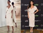 Shay Mitchell In Cushnie et Ochs - PaleyFest Los Angeles: 'Pretty Little Liars'