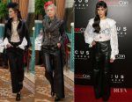 Sofia Boutella In Chanel - CinemaCon 2017