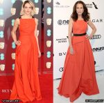 Who Wore Bottega Veneta Better?  Jessica Brown Findlay or Andie MacDowell?