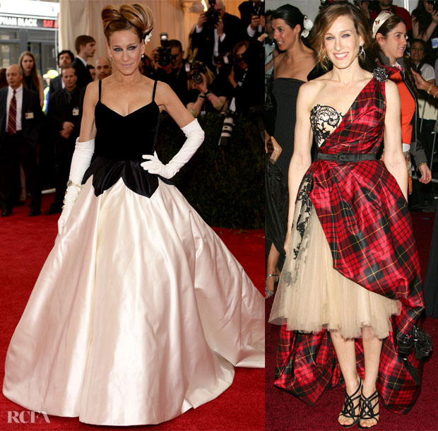 2017 Met Gala One-To-Watch: Sarah Jessica Parker - Red ...