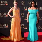 2017 Olivier Awards Red Carpet Roundup