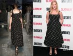 Amy Schumer In Erdem - 'Snatched' London Screening