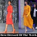 Best Dressed Of The Week - Zoe Saldana In Givenchy & Gemma Arterton In Tibi