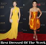 Best Dressed Of The Week - Efrat Dor In Gauri & Nainika & Selena Gomez In Oscar de la Renta