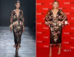 Blake Lively In Marchesa - 2017 Time 100 Gala