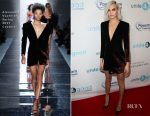 Cara Delevingne In Alexandre Vauthier Couture - 4th Annual unite4:humanity Gala