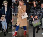 Celebrities Love...Burberry's DK88 Bag