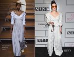 Charli XCX In Jacquemus - 2017 Sesac Pop Music Awards