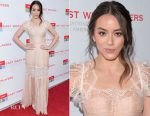 Chloe Bennet In Maria Lucia Hohan  - East West Players 'Radiant' 51st Anniversary Visionary Awards