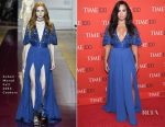 Demi Lovato In Zuhair Murad Couture - 2017 Time 100 Gala