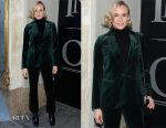 Diane Kruger In FRAME - American Express Celebrates The New Platinum Card With Hamilton Takeover Experience