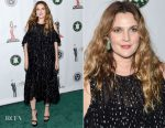 Drew Barrymore In Needle & Thread - The Turtle Conservancy's Fourth Annual Turtle Ball