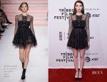 Emma Roberts In Philosophy di Lorenzo Serafini - 'Dabka' Tribeca Film Festival Premiere