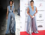 Eva Longoria In Genny - 2017 Global Gift Madrid Gala