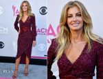 Faith Hill In Michael Kors - 2017 ACM Awards