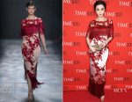 Fan Bingbing In Marchesa - 2017 Time 100 Gala