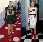 Fergie In Dsquared2 & Moschino - Daily Front Row's 3rd Annual Fashion Los Angeles Awards
