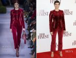 Gemma Arterton In Altuzarra - 'Their Finest' Press Screening