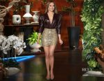 Jennifer Lopez In Zeynep Arçay - The Ellen DeGeneres Show