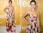 Jenny Slate In Dolce & Gabbana - 'Gifted' LA Premiere