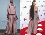 Jhené Aiko In Hellessy - Daily Front Row's 3rd Annual Fashion Los Angeles Awards