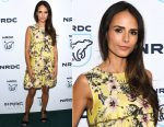 Jordana Brewster In Philosophy Di Lorenzo Serafini - Natural Resources Defense Council's STAND UP! Benefit