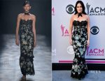 Kacey Musgraves In Marchesa - 2017 ACM Awards