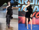 Karen Gillan In Self-Portrait - 'Guardians of the Galaxy Vol. 2' London Premiere