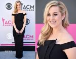 Kellie Pickler In Black Halo EVE by Laurel Berman - 2017 ACM Awards