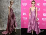 Kiernan Shipka In Erdem - FX's 'Feud: Bette And Joan' FYC Event