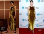 Lily Aldridge In Khaite - 2017 World Of Children Hero Awards