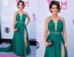 Maren Morris In Michael Costello - 2017 ACM Awards