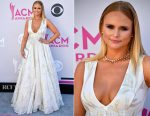 Miranda Lambert In Steven Khalil - 2017 ACM Awards