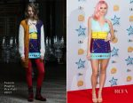 Pixie Lott In Fausto Puglisi - Good Morning Britain Health Star Awards