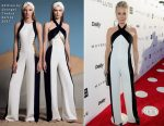 Rebecca Romijn In Edition by Georges Chakra - Daily Front Row's 3rd Annual Fashion Los Angeles Awards