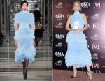 Rita Ora In Mark Fast - 21st China Music Awards