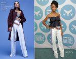 Skai Jackson in Diane von Furstenberg - 9th Annual Shorty Awards