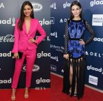 Victoria Justice In Styland and Raisa & Vanessa Inaugural GLAAD Rising Stars Luncheon & Awards