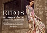 Step Into Etro's Folk Fantasy This Season