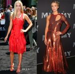 Annabelle Wallis In Givenchy & Emilio Pucci - 'The Mummy' Sydney Premiere